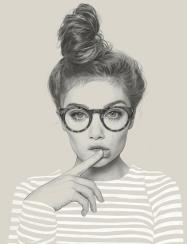 kei-meguro-amazing-pencil-illustration-portraits-6