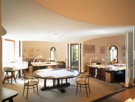 Ricardo_Bofill_Taller_Arquitectura_SantJustDesvern_Barcelona_Spain_WorkSpace_(6)